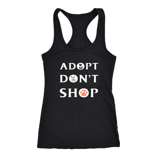 Adopt Dog T-shirt, hoodie and tank top. Adopt Dog funny gift idea.