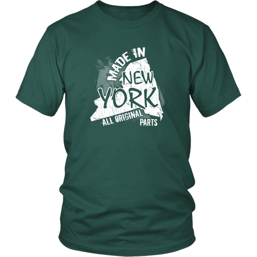New York T-shirt - Made in New York