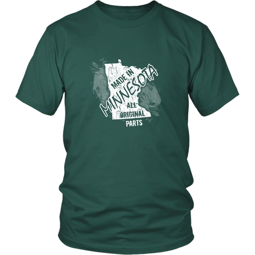 Minnesota T-shirt - Made in Minnesota