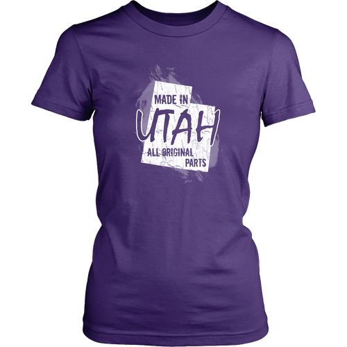 Utah T-shirt - Made in Utah