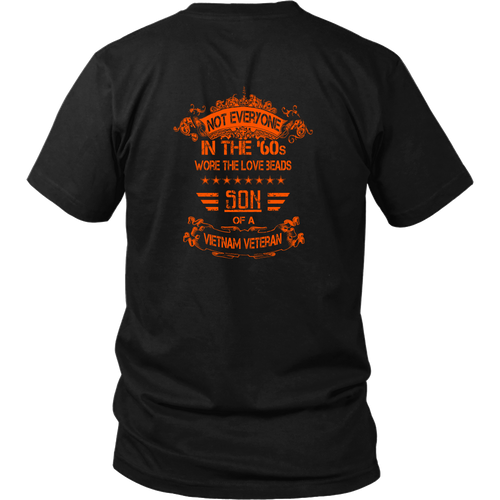 Son of a Veteran T-shirt - Son of a Vietnam veteran