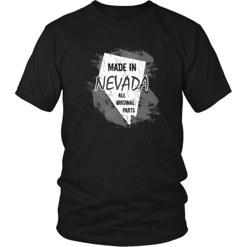 Nevada T-shirt - Made in Nevada