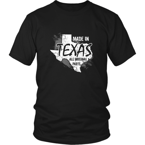 Texas T-shirt - Made in Texas