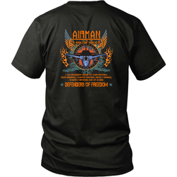 Air force T-shirt - Defenders of freedom