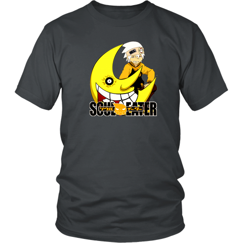 Soul Eater T-Shirts Anime Manga Series Unisex Adult Men Women Shirt Tees