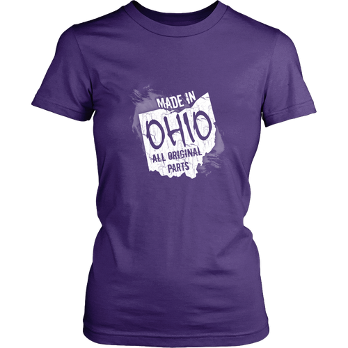 Ohio T-shirt - Made in Ohio