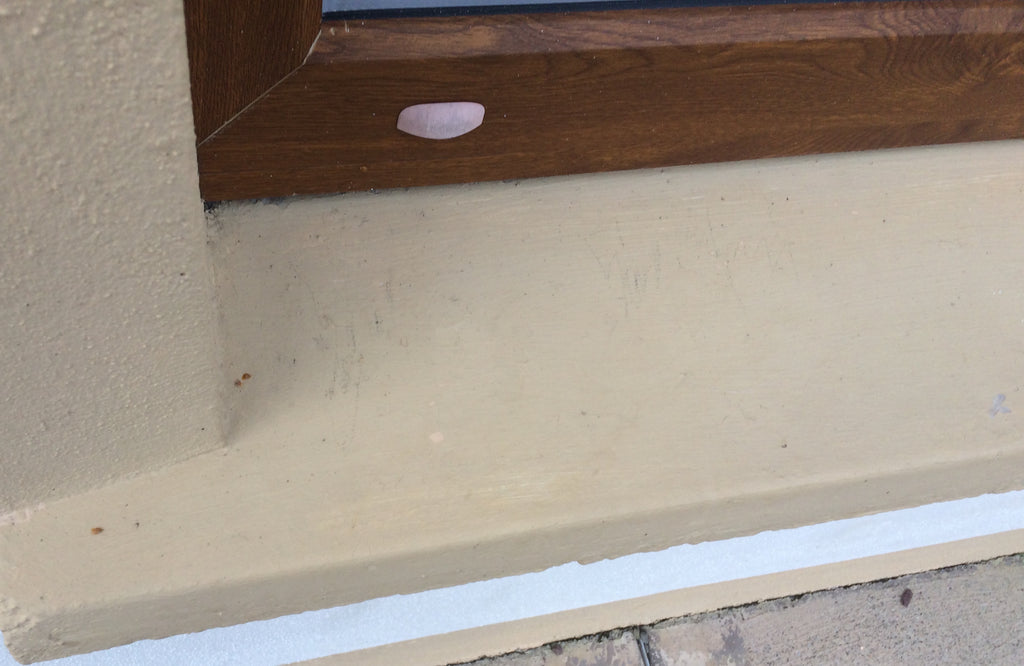 How to remove rust stains from painted surfaces