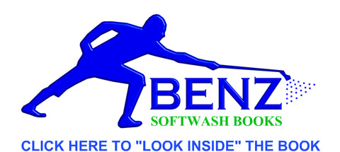 BENZ Softwash Render Cleaning and Maintenance System