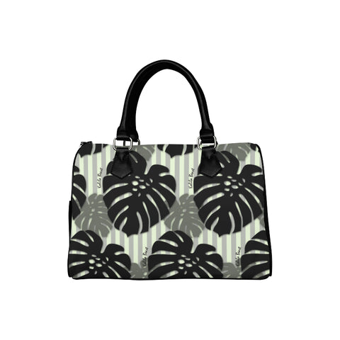 Mint Monstera Handbag