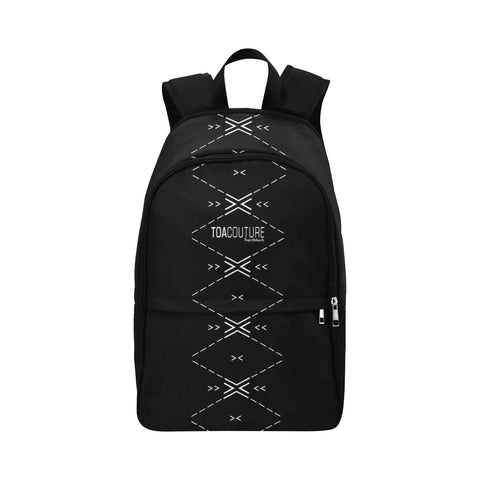 Toa Couture Fabric Backpack