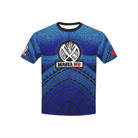 Mauga Mu 2020 Edition Children's Jersey