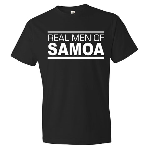 Real Men of Samoa Tee
