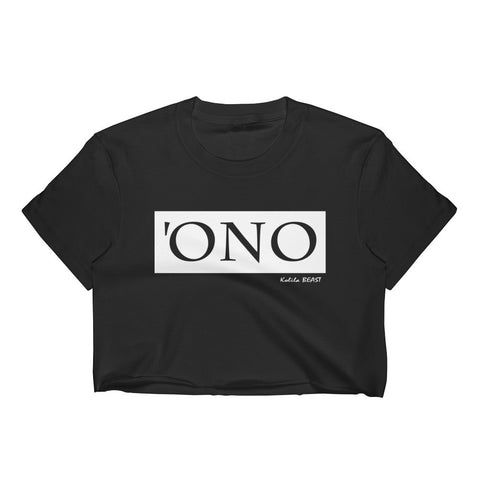'Ono - Women's Crop Top