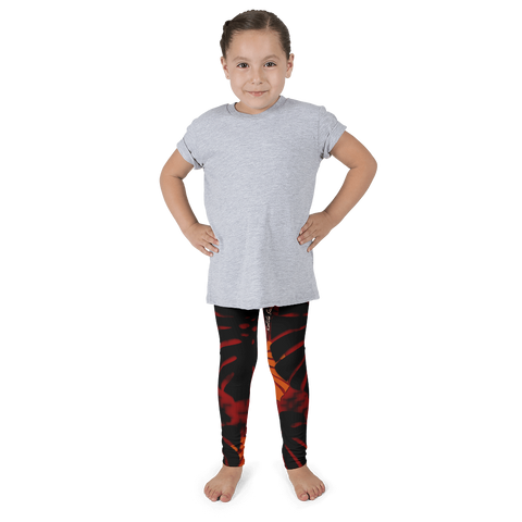 Monstera X Ahi Kid's Leggings