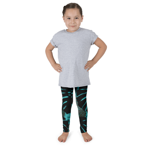 Monstera X Wai Kid's Leggings