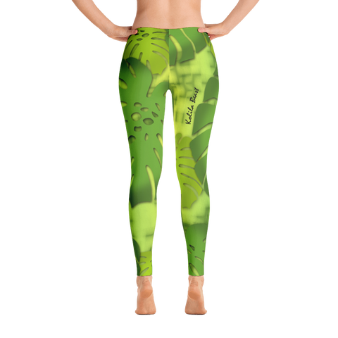 Monstera X Honua Leggings