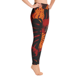 Monstera X Ahi Yoga Leggings