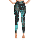 Monstera X Wai Yoga Leggings