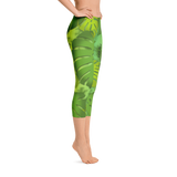 Monstera X Honua Capri Leggings