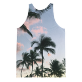 Ko'olina Sunset - Men's V-Neck Tank Top