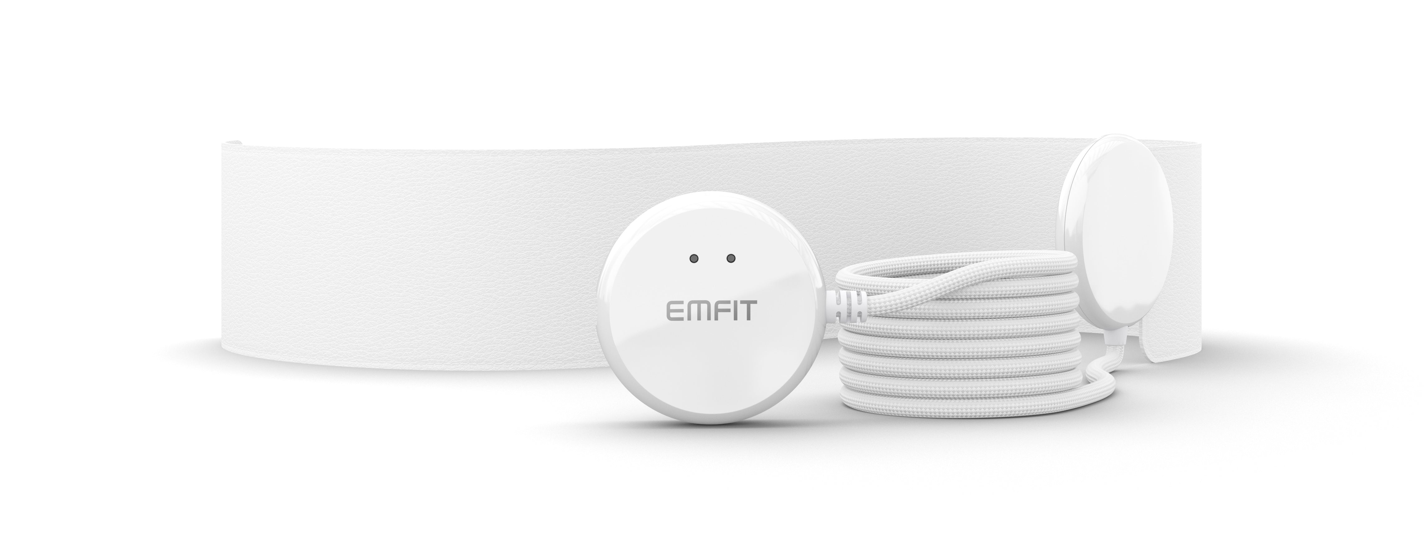 EMFIT QS+ACTIVE™ – Sleep Tracker & Monitor with Heart-Rate-Variability – Under Mattress Sleeptracker - Helps You Sleep Better