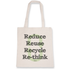 Reduce Reuse Recycle and Re think