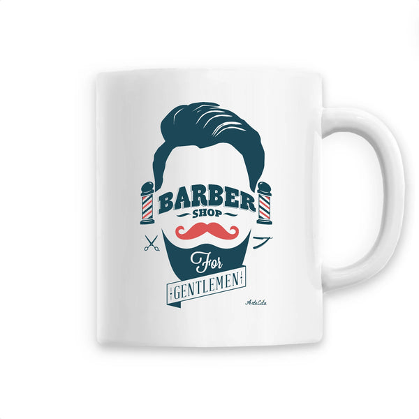 Mug - Barber shop - Céramique Premium