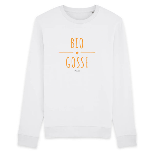 Sweat - Bio Gosse - Homme - Coton Bio - 3 Coloris