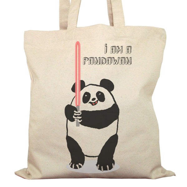tote bag bio imprim organic graphic totebag i 39 m a pandawan artecita. Black Bedroom Furniture Sets. Home Design Ideas