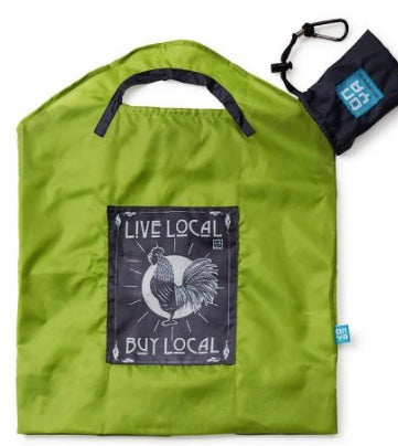 Shopping Bag Small Live Local