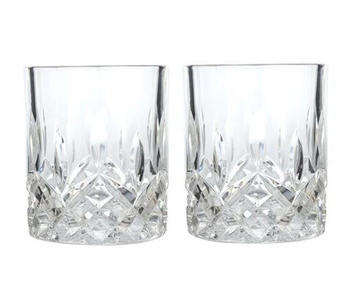 Admiral Crystal Glasses Set/2 260ml