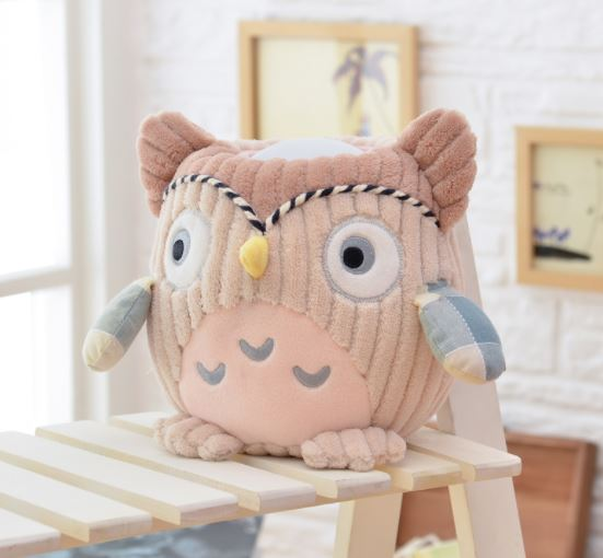 Hugglo Owl Night Light