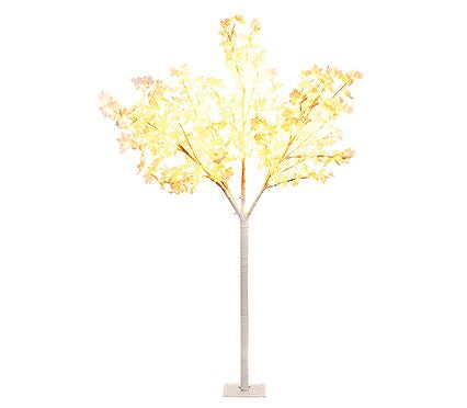 Maple Leaf Led Tree Large