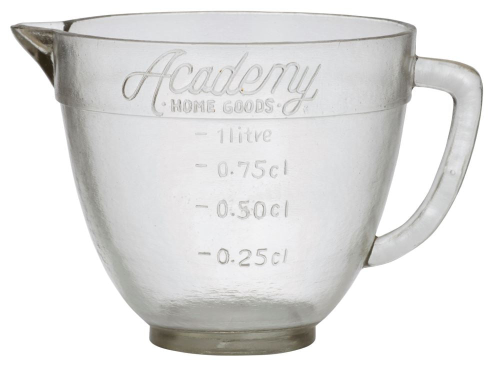 Academy Hemingway Glass Measuring/Mixing Jug