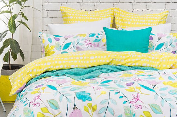 Sb Quilt Cover Set Rosalyn