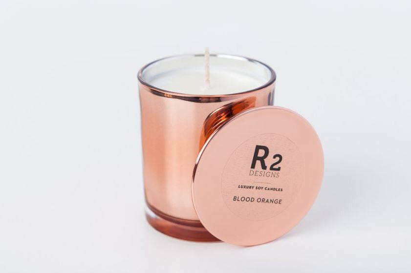 R2 Copper Candle Blood Orange