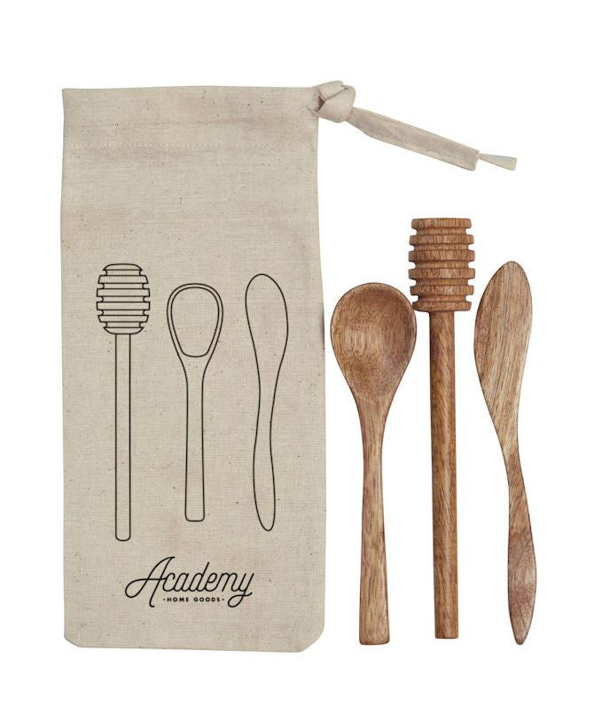 Academy Eliot 3pc Tool Set In Pouch