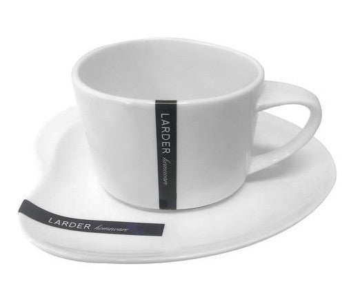Hepburn Oval Cup and Saucer