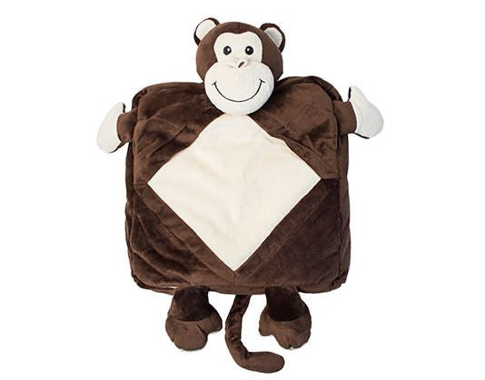 Go Pillow For Kids Monkey