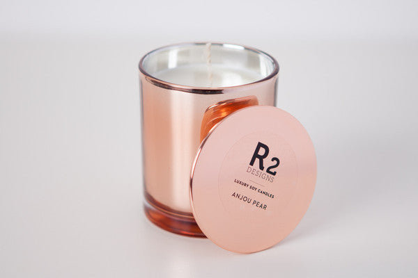 R2 Copper Candle Anjou Pear