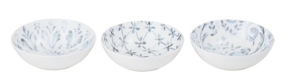 Primrose Condiment Bowl Set/3