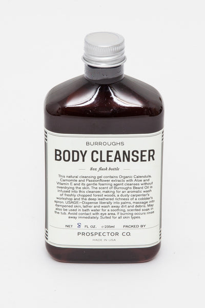 Burroughs Body Cleanser 236ml