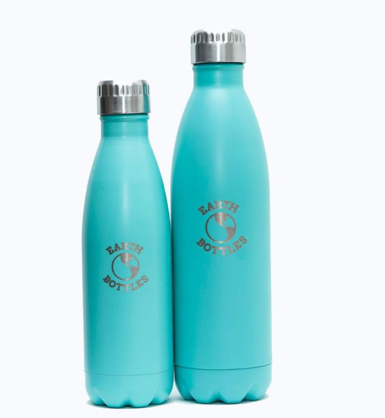 Earth Bottle Turquoise 750ml