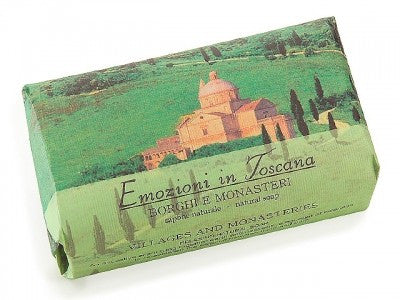 Nesti Dante Emozioni Villages & Monasteries Soap