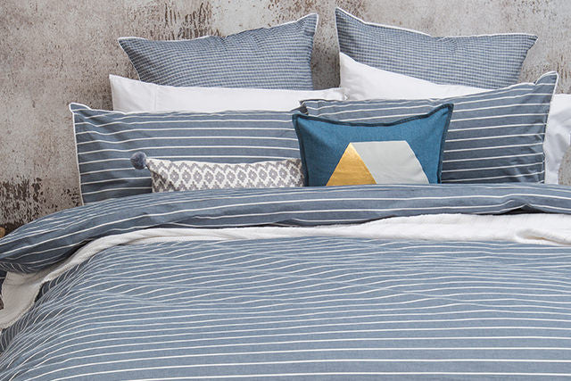 Eri Quilt Cover Set - King