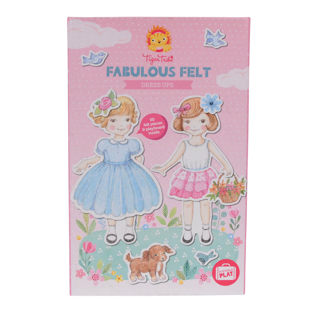 Fabulous Felt Dress Ups