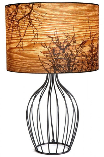 Autumn Table Lamp Long base
