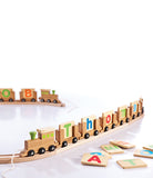 EverEarth Bamboo Name Train Carriages - Middle & End