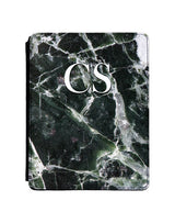 Black Marble Tablet Case