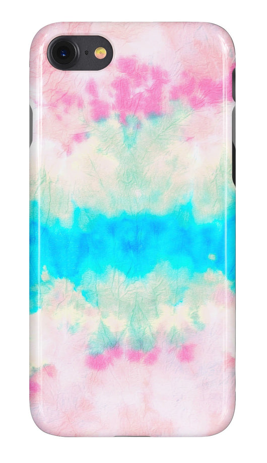 Tie Dye Wave Design Phone Case